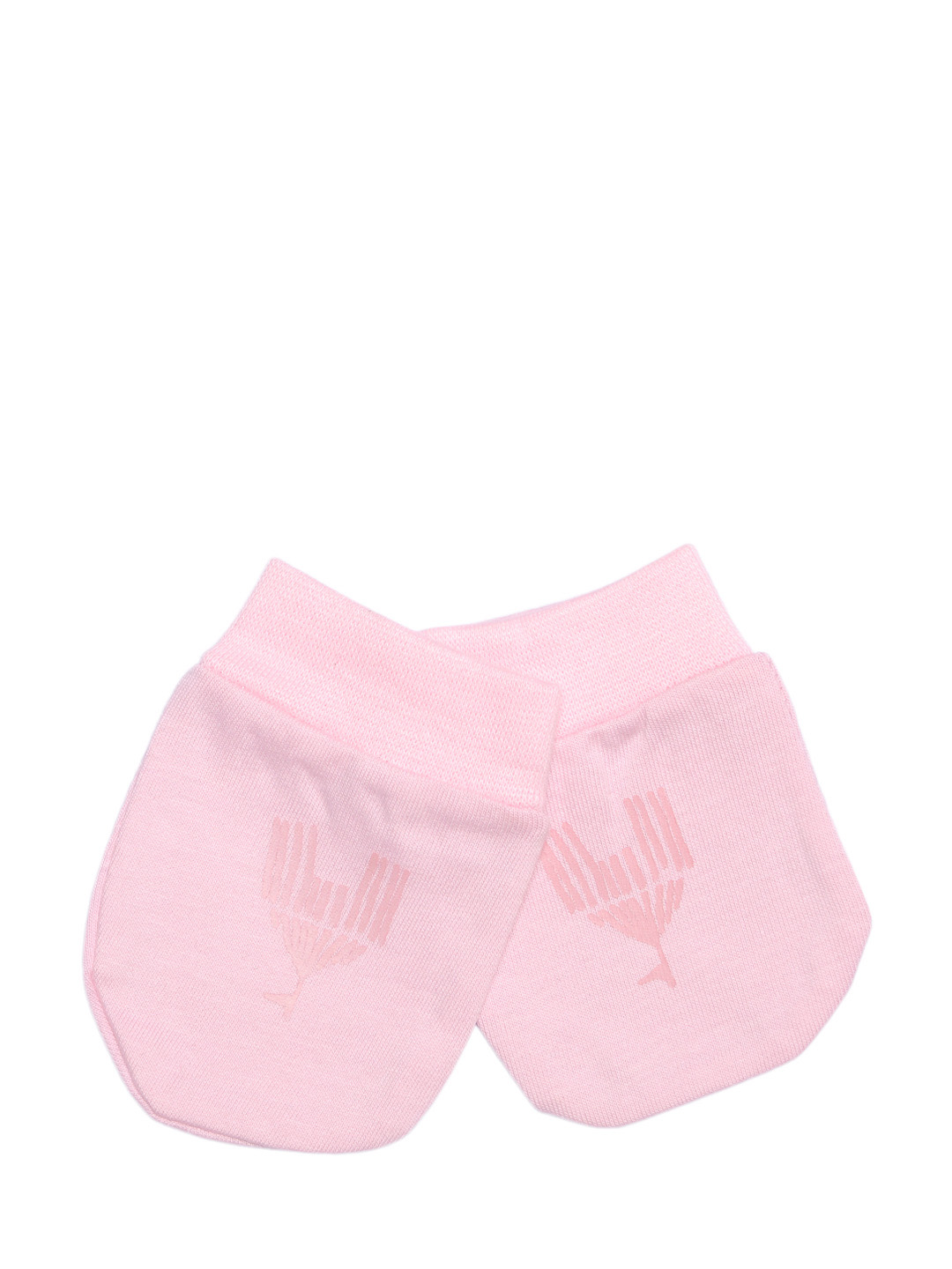 Madagascar 3 Infants Girl Pink Mittens