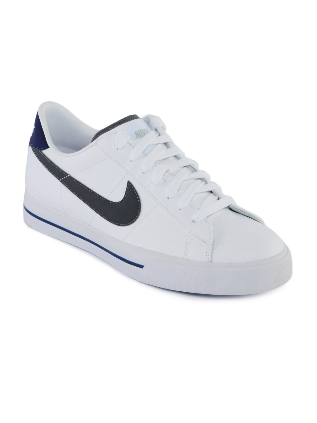 Nike Men Sweet Classic Leather White Shoes