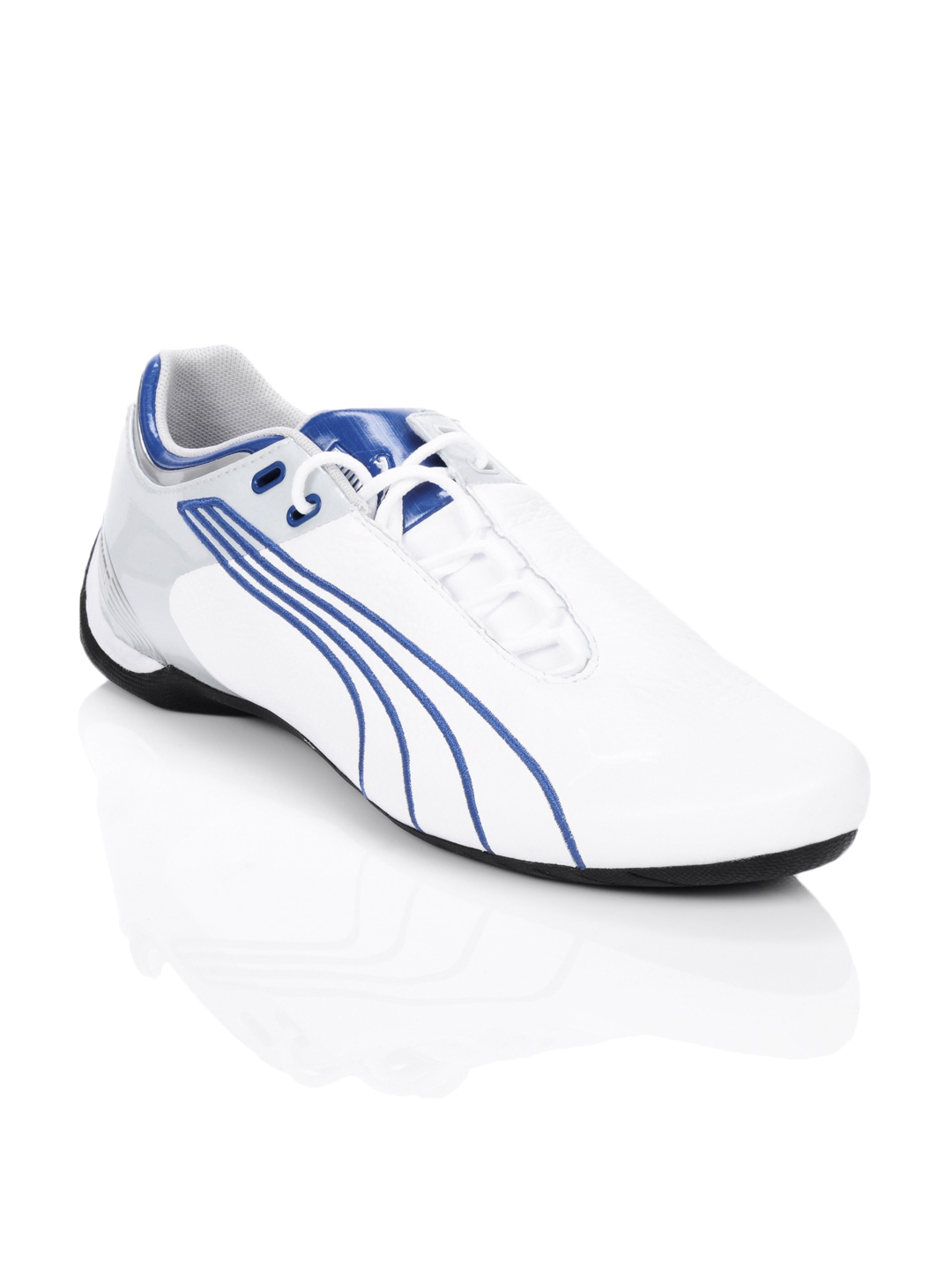 Puma Men Future Cat White Shoes