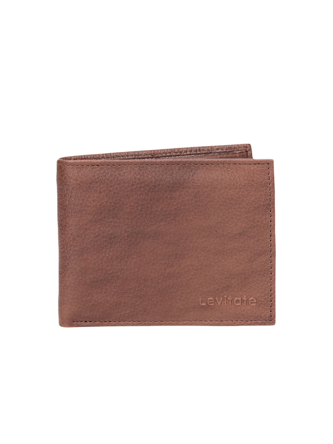 Levitate Men Brown Wallet