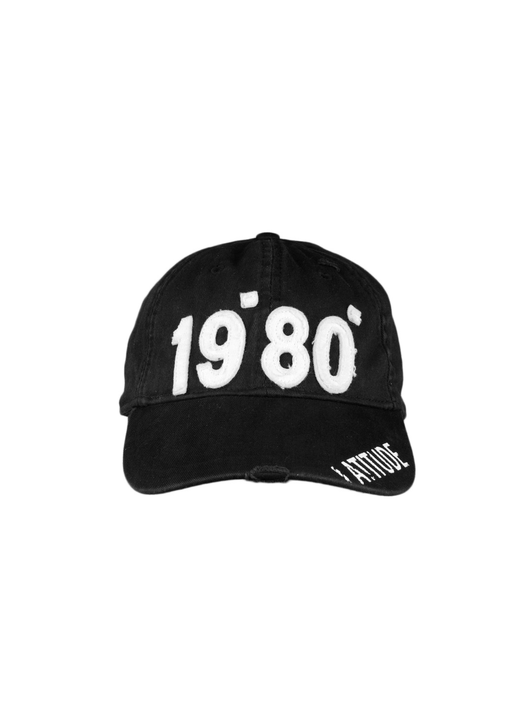Flying Machine Men Black Cap