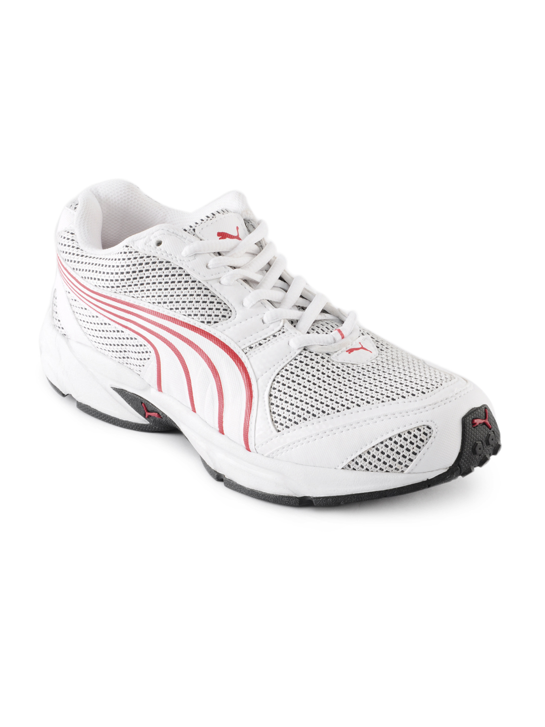 Puma Men Aquil White Sports Shoes