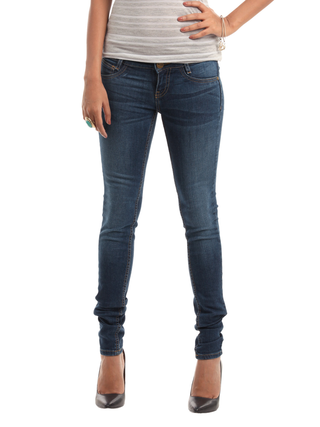 Wrangler Women Blue Jeggings