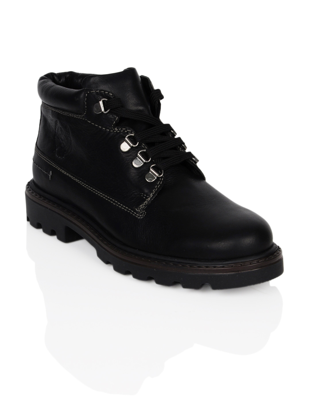 U.S. Polo Assn.  Men Black Shoes