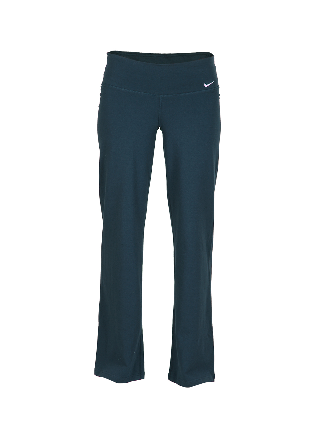 Nike Women Navy Blue Track Pant