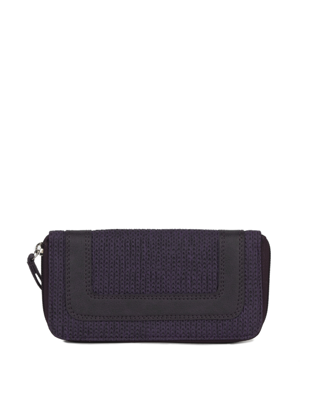 Baggit Women Yuvraj Jhuti Purple Wallet