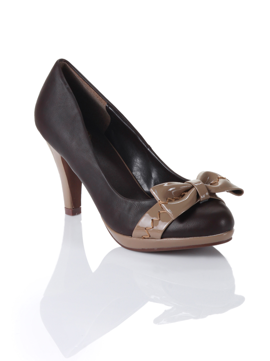 Cobblerz Women Brown Shoes